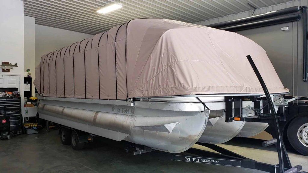 Pontoon Boat Covers - Pricing