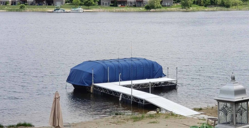 Pontoon Boat Guard Covers