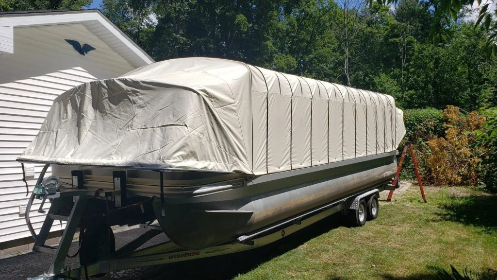 Easy To Use Boat Guard Covers