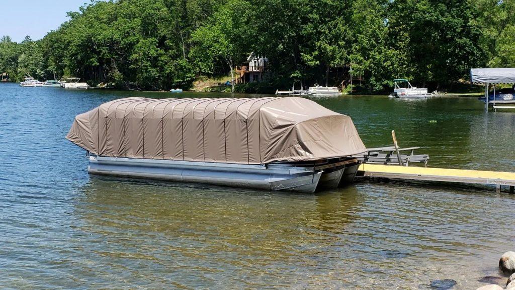 Pontoon Boat Covers Marietta,OH